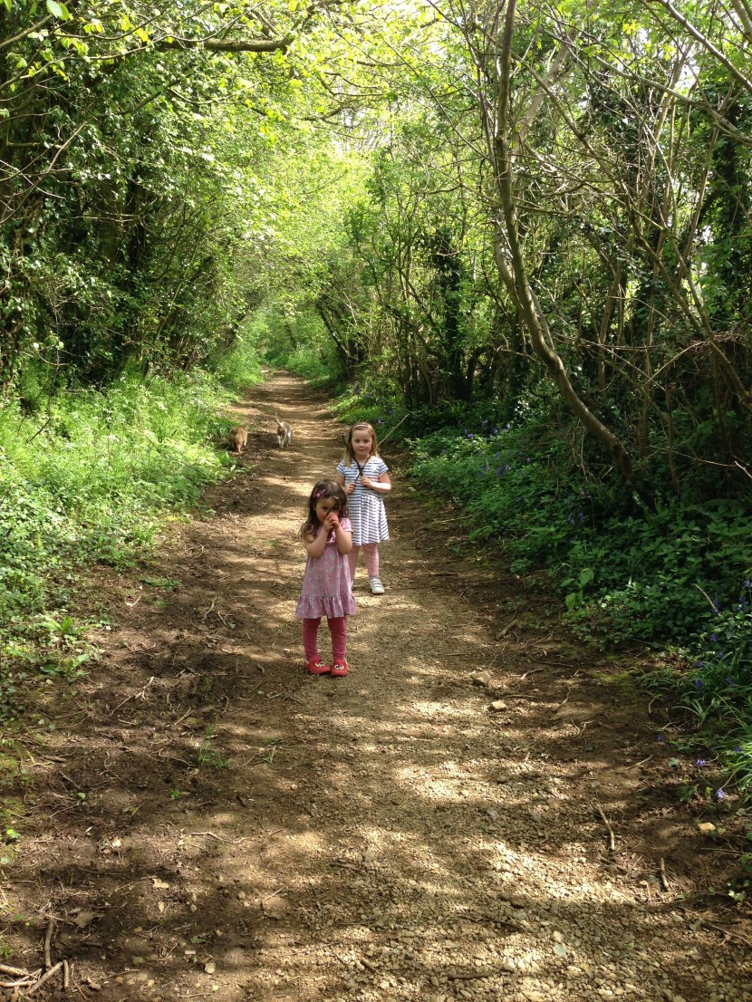 Great things to do outside with your children rightnow.