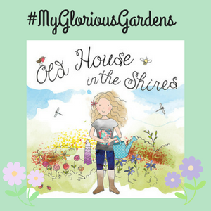 #MyGloriousGardens Linky Round up July 2017.