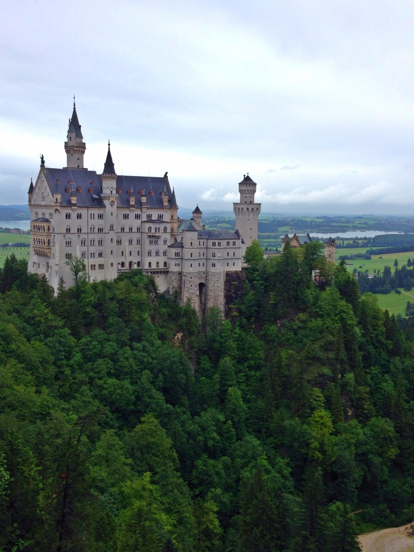Our Awesome Adventures series: The myths and sad tales of breath-takingBavaria.