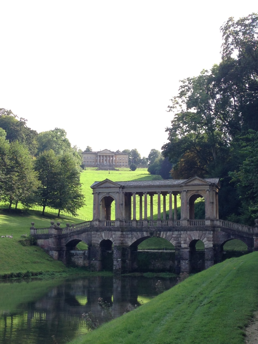 My Glorious Gardens series: Prior Park Landscape Gardens in Bath.