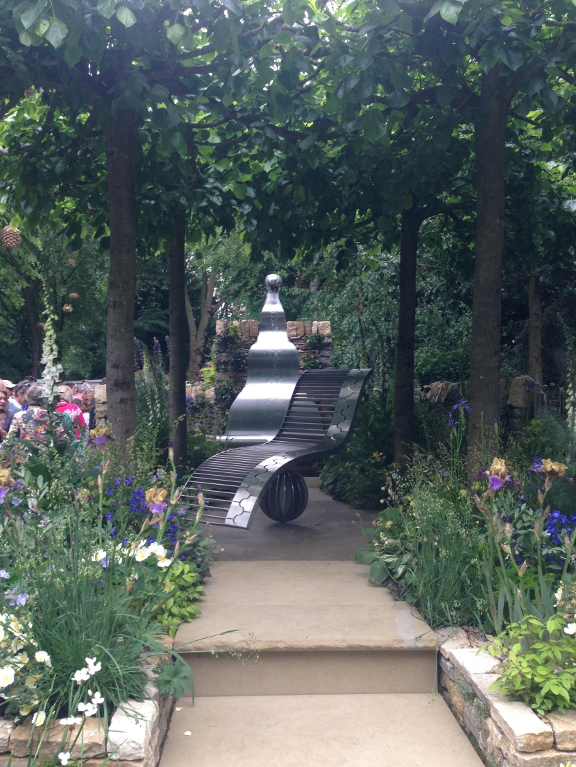 My Glorious Gardens Series: Chelsea Flower show 2017: The other gardens we loved.