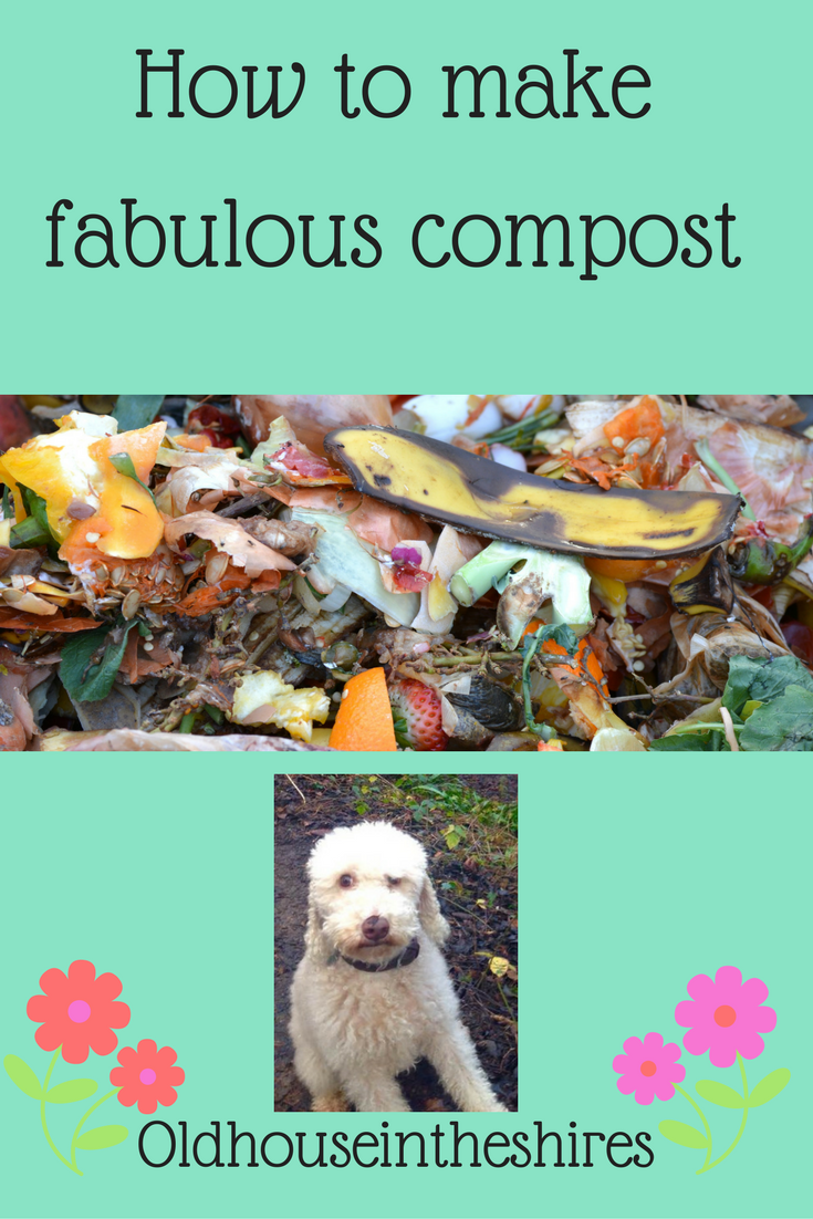 How to make fabulous household compost to use in your garden.