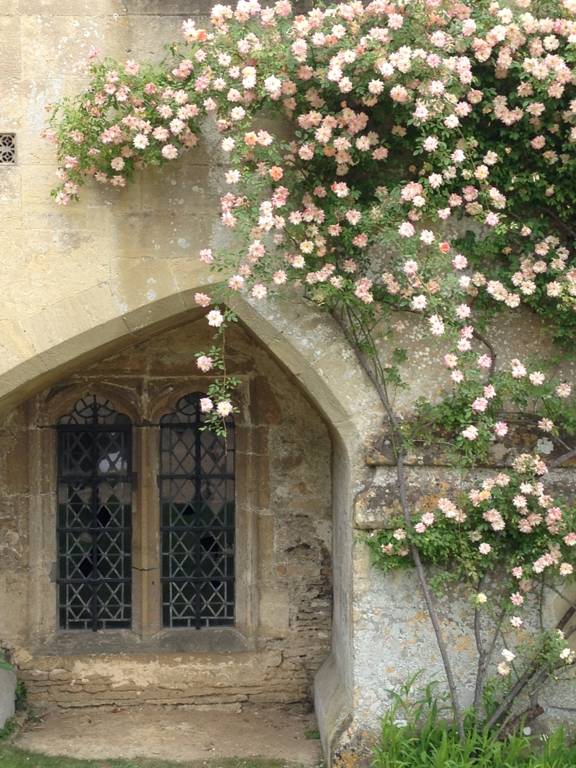 My Glorious Gardens series: Lacock Abbey Gardens in June.