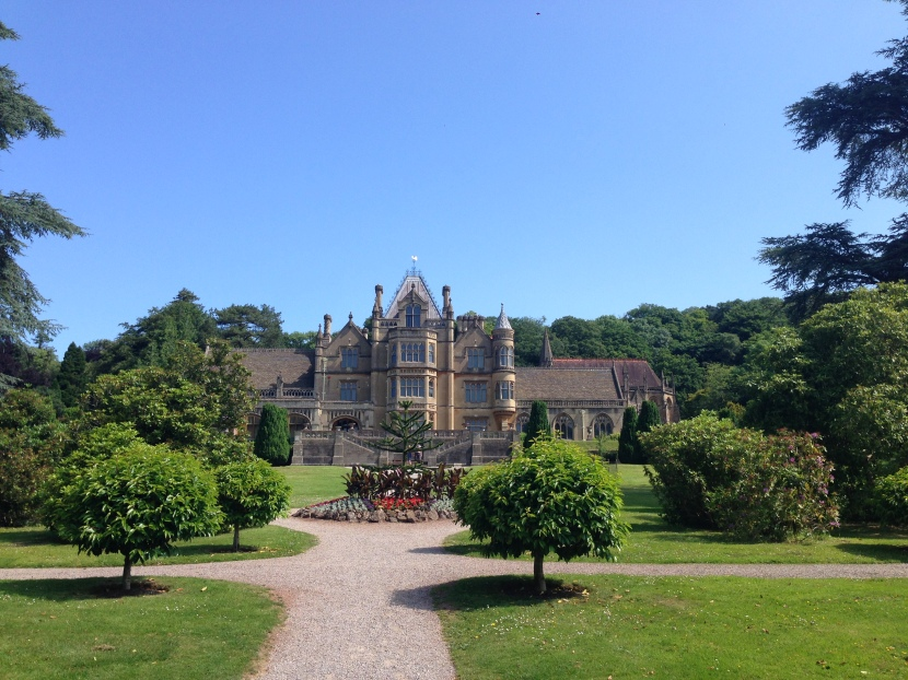 My Glorious Gardens series: Tyntesfield on a beautiful Spring day.