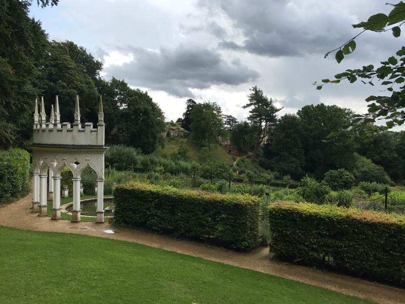 #My Glorious Gardens: Painswick RococoGardens.
